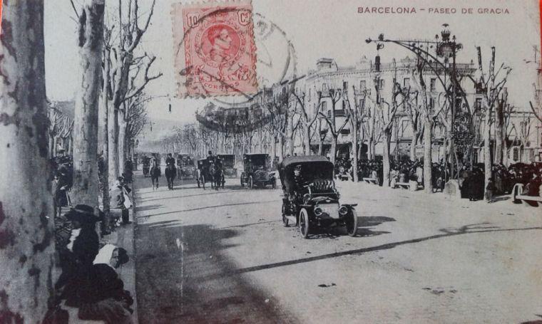 Barcelona 1914
