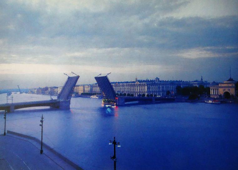 El puente del Palacio