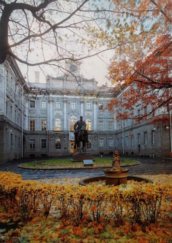 Palacio de marmol